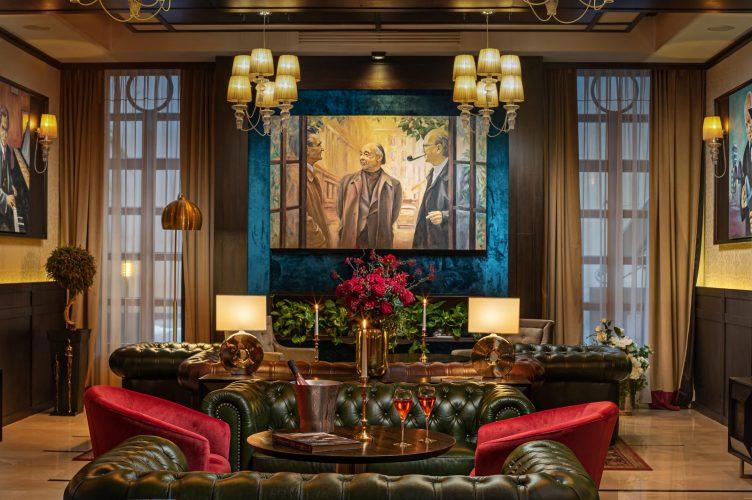 Epoque Hotel Lounge