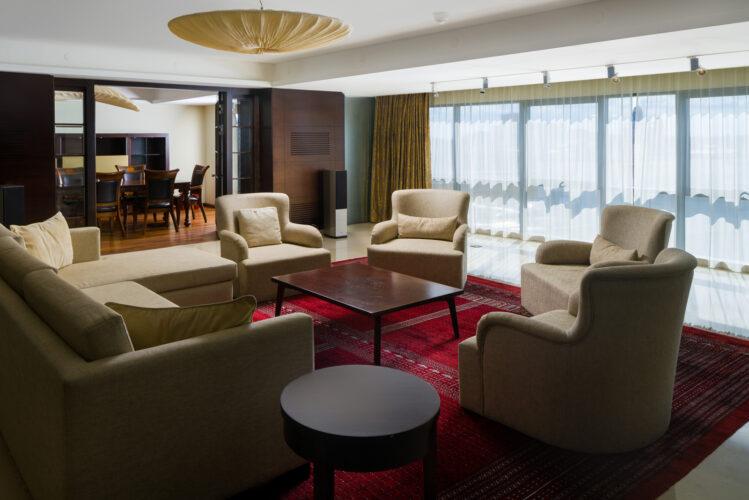 Radisson Blu Royal Living Room