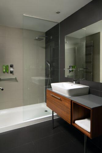 Hotel Cismigiu Bathroom