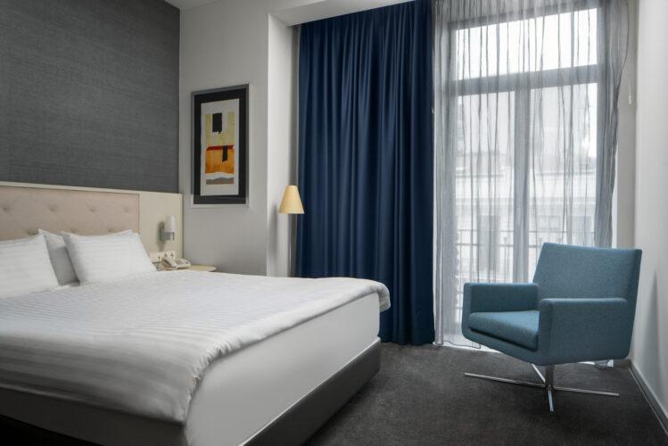 Hotel Cismigiu Bedroom