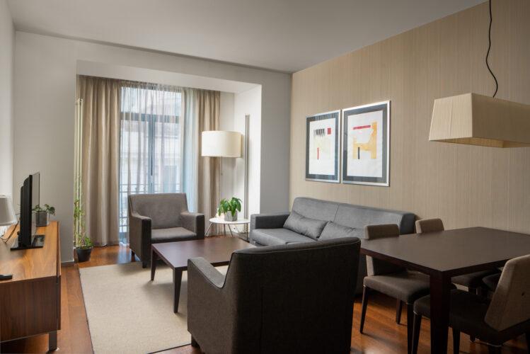 Hotel Cismigiu Living Room