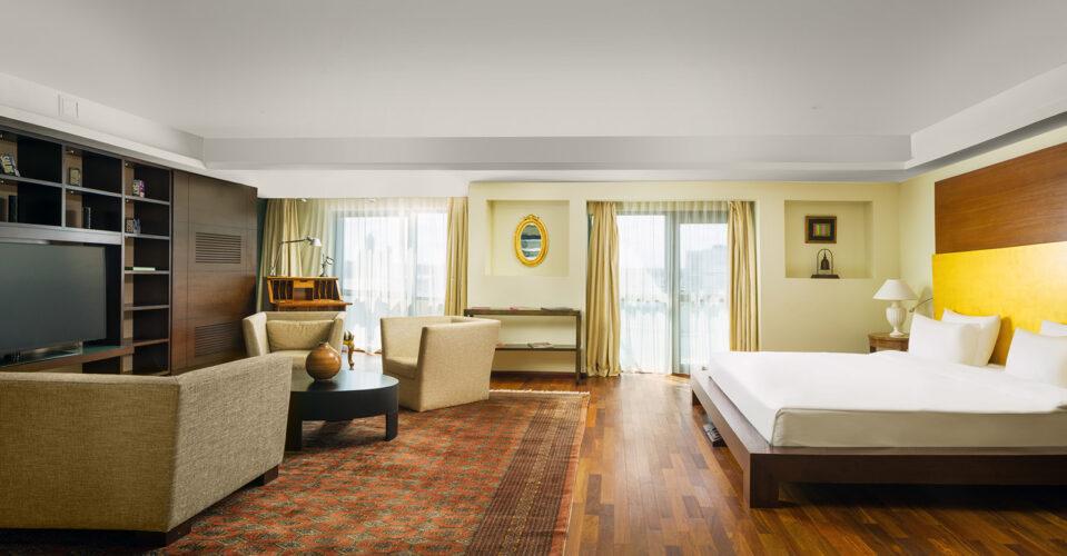 Radisson Blu Royal Bedroom